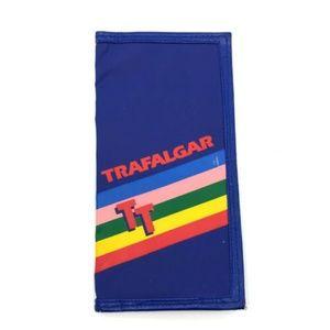 VTG Trafalgar Tour Vintage Travel Passport Holder